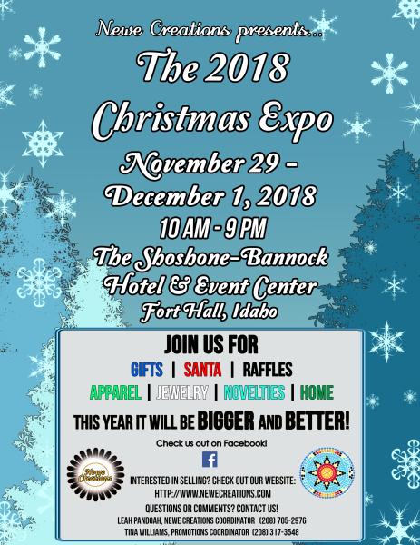 2018 Christmas Expo