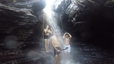 Cachoeira da Campeira