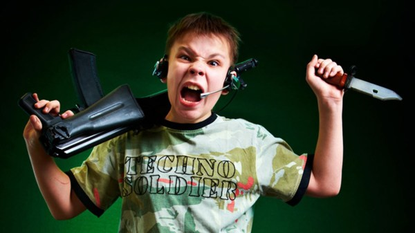 Is there a link between video gaming and violence?