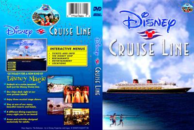 Disney DVD Case (mock-up)