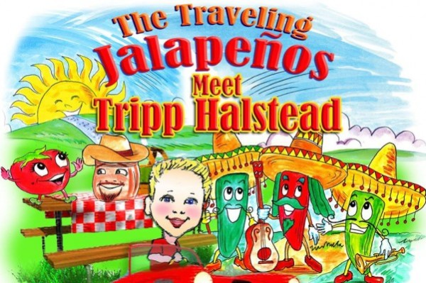 The Traveling Jalapenos Meet Tripp Halstead