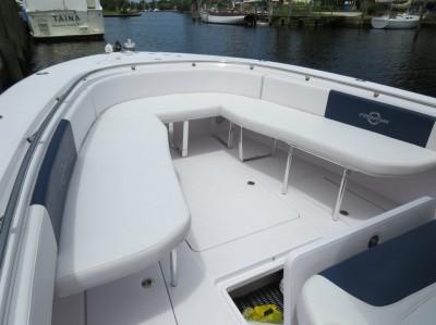 Custom Boat Seating