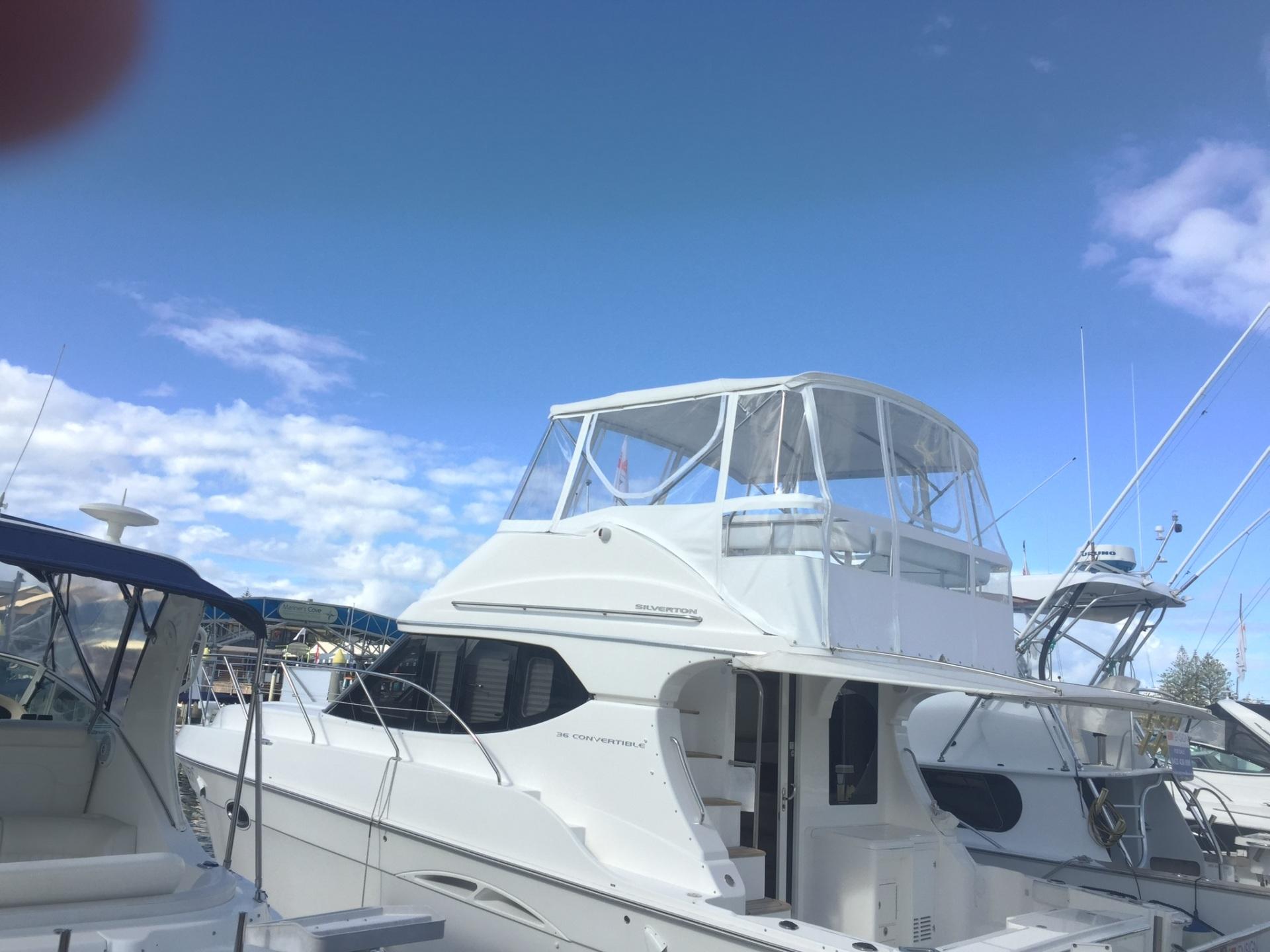 Tim Simmonds Marine Upholstery Gold Coast