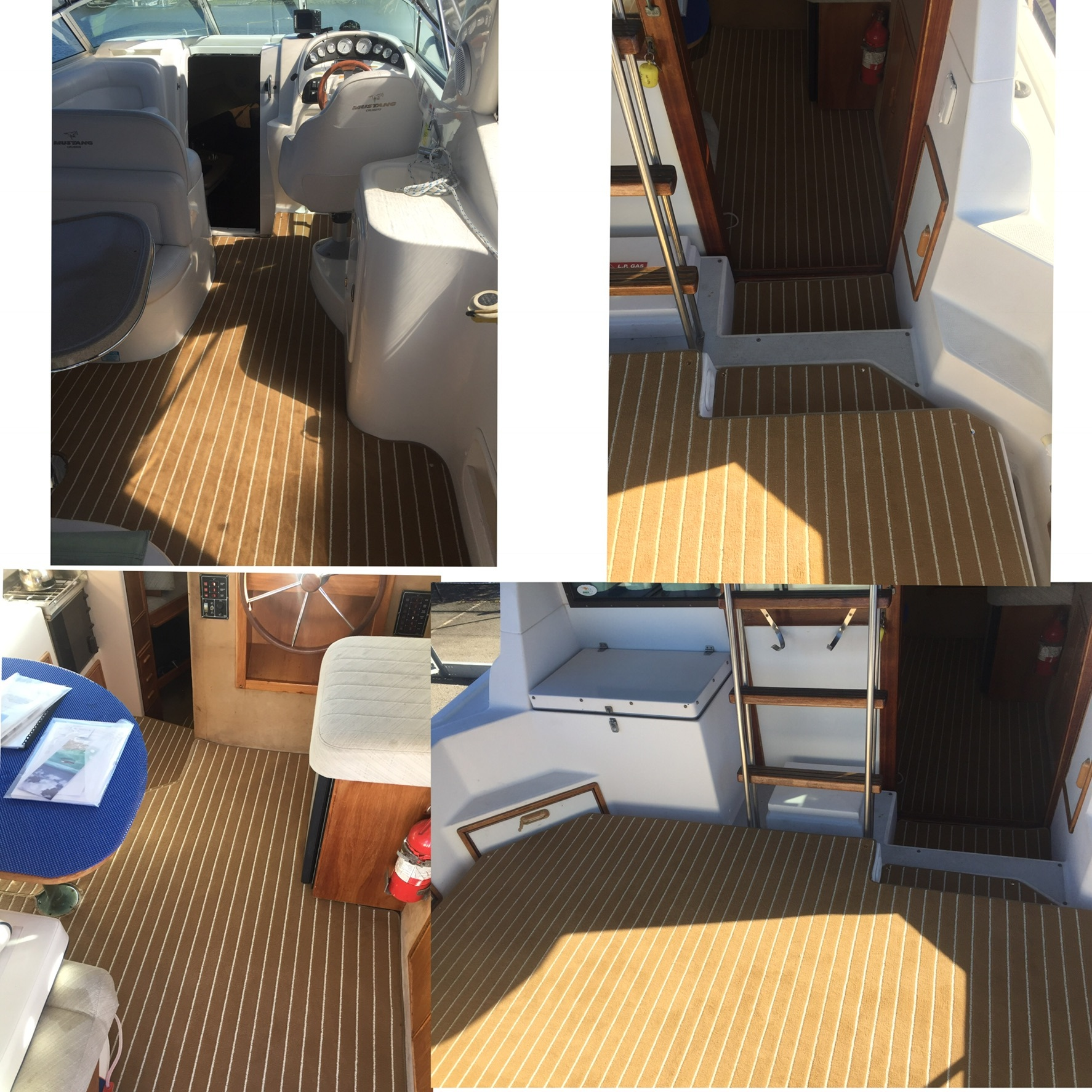 Boat Carpeting