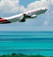 Regular airline travel sites targeted blue sea
