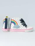 Designing kids shoes measured size