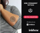 Handmade tattoos online analyzed arm
