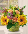 Memorable same day flowers delivered home