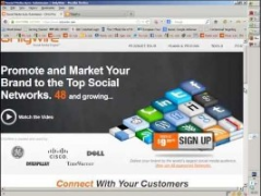 Social media marketing promotion verified auto-submission app