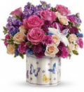 Preferable sympathy flowers presented wedding gift