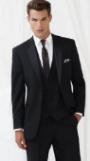 Rare black dresses-targeted fashion man