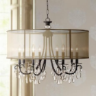 Estimable interior light fixtures consolidated pending lamp