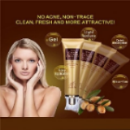 Ideal acne scar encouraged skin solution