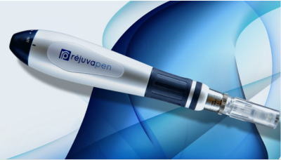 Microneedling Treatment with Rejuvapen