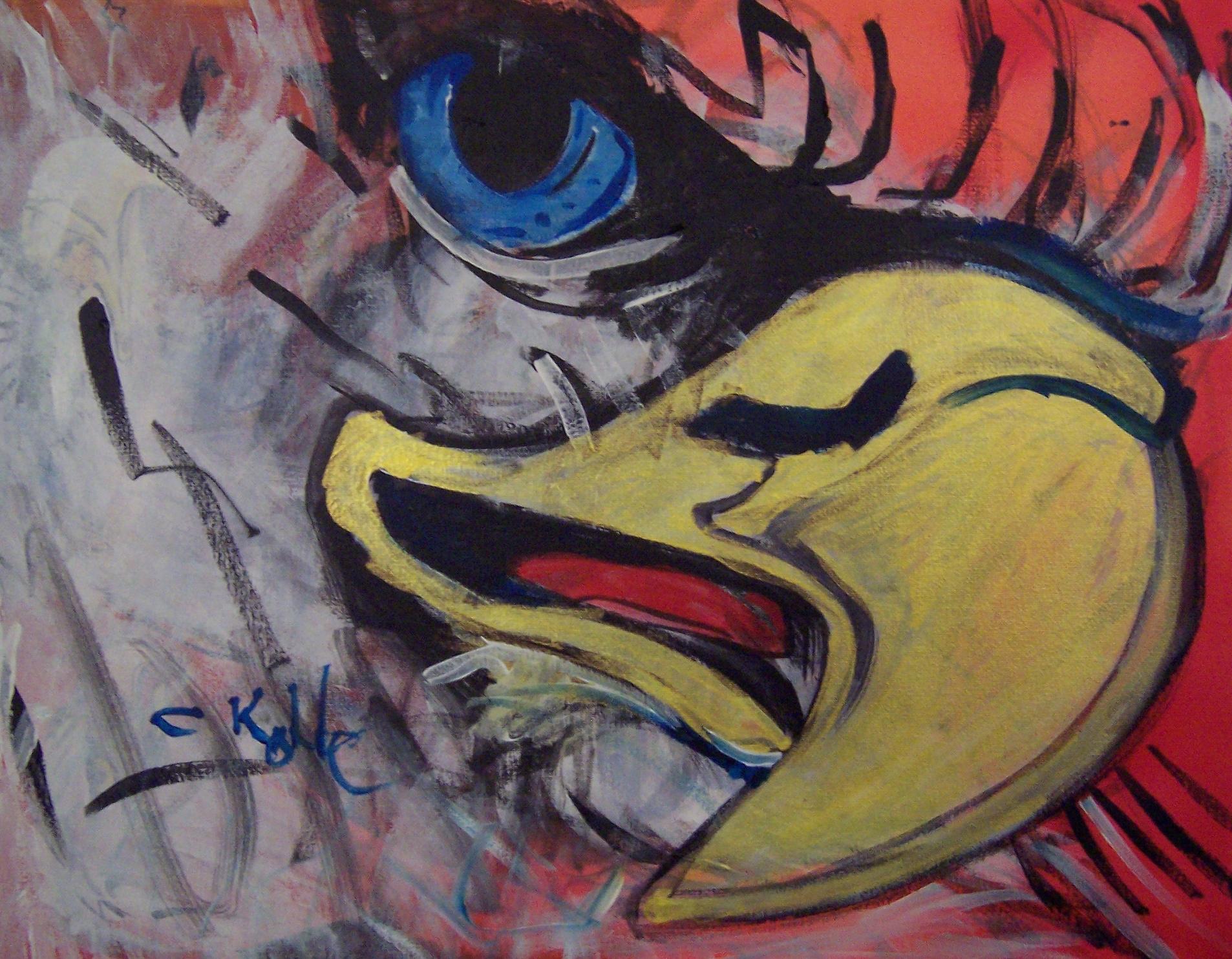 Eagle eye 2003