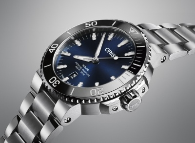 Oris Watch Collection History
