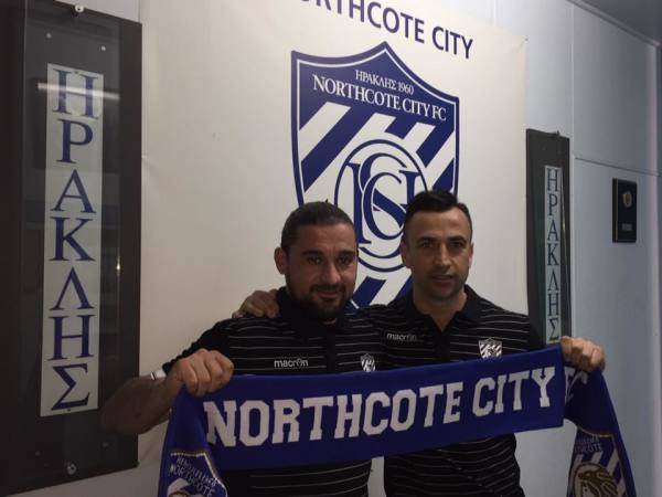 NORTHCOTE CITY APPOINTS VASSILIADIS
