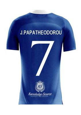 7. Jacob Papatheodorou