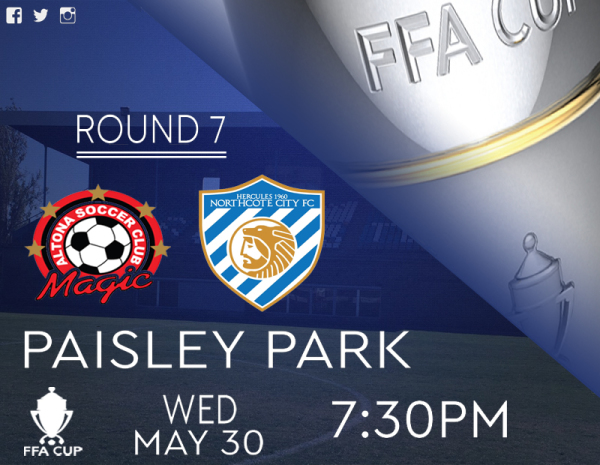 FFA CUP ROUND 7 PREVIEW