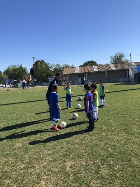 NCFC SATURDAY UNDER 5-9 PROGRAM IS BACK