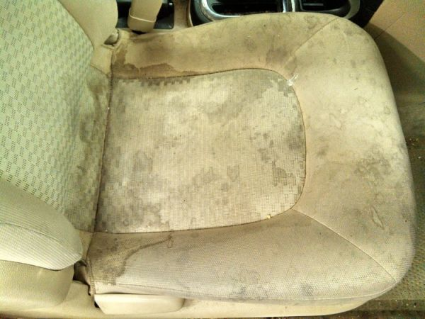Interior Seat - Before