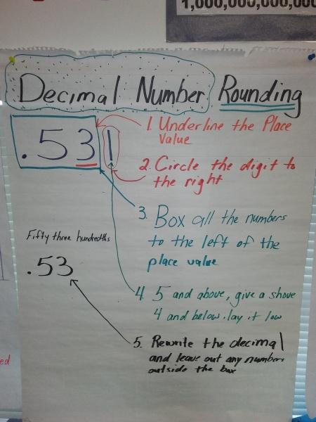 DECIMAL ROUNDING