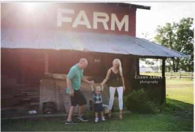 BATON ROUGE FAMILY PHOTOGRAPH