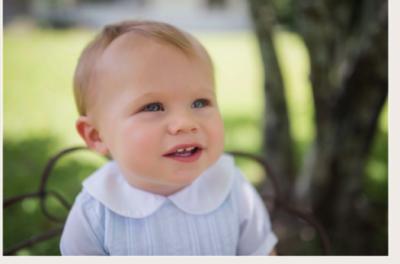 BATON ROUGE BABY MILESTONE PHOTOGRAPHER