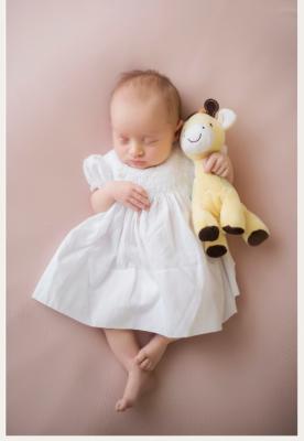 Miss C {Baton Rouge Newborn Photographer}