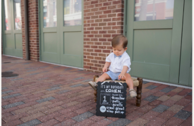 Cohen {Baton  Rouge Baby Photographer}