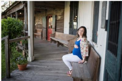 Emily {Baton Rouge Maternity Photographer}