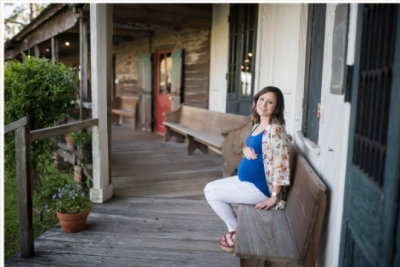 Emily {Baton Rouge Maternity Photographer}