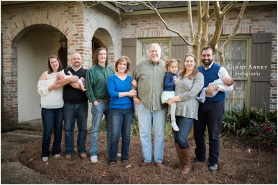 Lunceford Family {Baton Rouge Family Photographer}