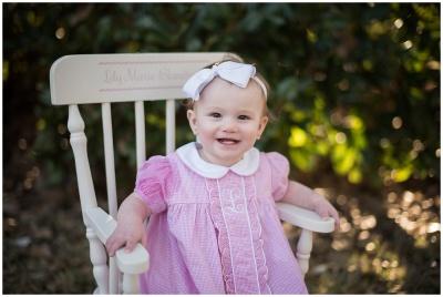 Lily {Baton Rouge Milestone Photographer}