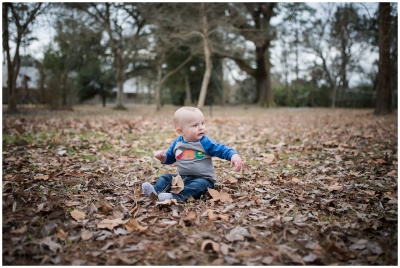 JB {Baton Rouge Milestone Photographer}