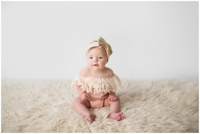 Blakely {Baton Rouge Milestone Photographer}