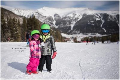 Family Ski Trip {Baton Rouge Photographer}