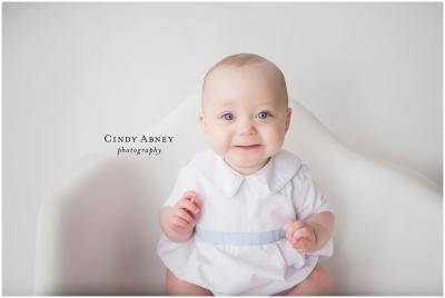 Emmett {Baton Rouge Baby Photographer}