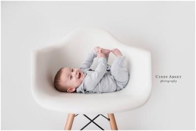 Archer {Baton Rouge Baby Photographer}