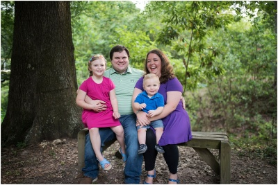 Linder Family {Baton Rouge Family Photographer}