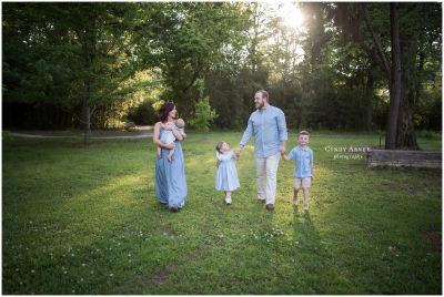 McClelland Family {Baton Rouge Family Photographer}