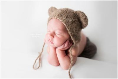 Bear {Baton Rouge Newborn Photographer}