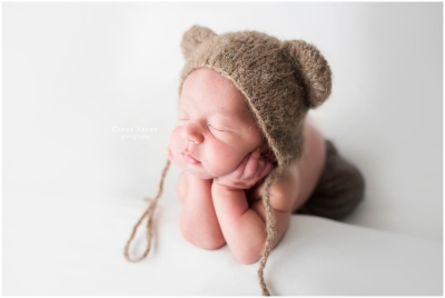 Bear {Baton Rouge Newborn Photographer}
