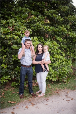 Hebert Family {Baton Rouge Family Photographer}
