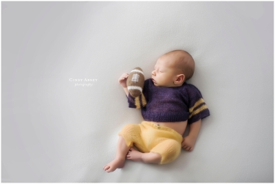 Pierce {Baton Rouge Newborn Photographer}