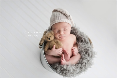 Fletcher {Baton Rouge Newborn Photographer}
