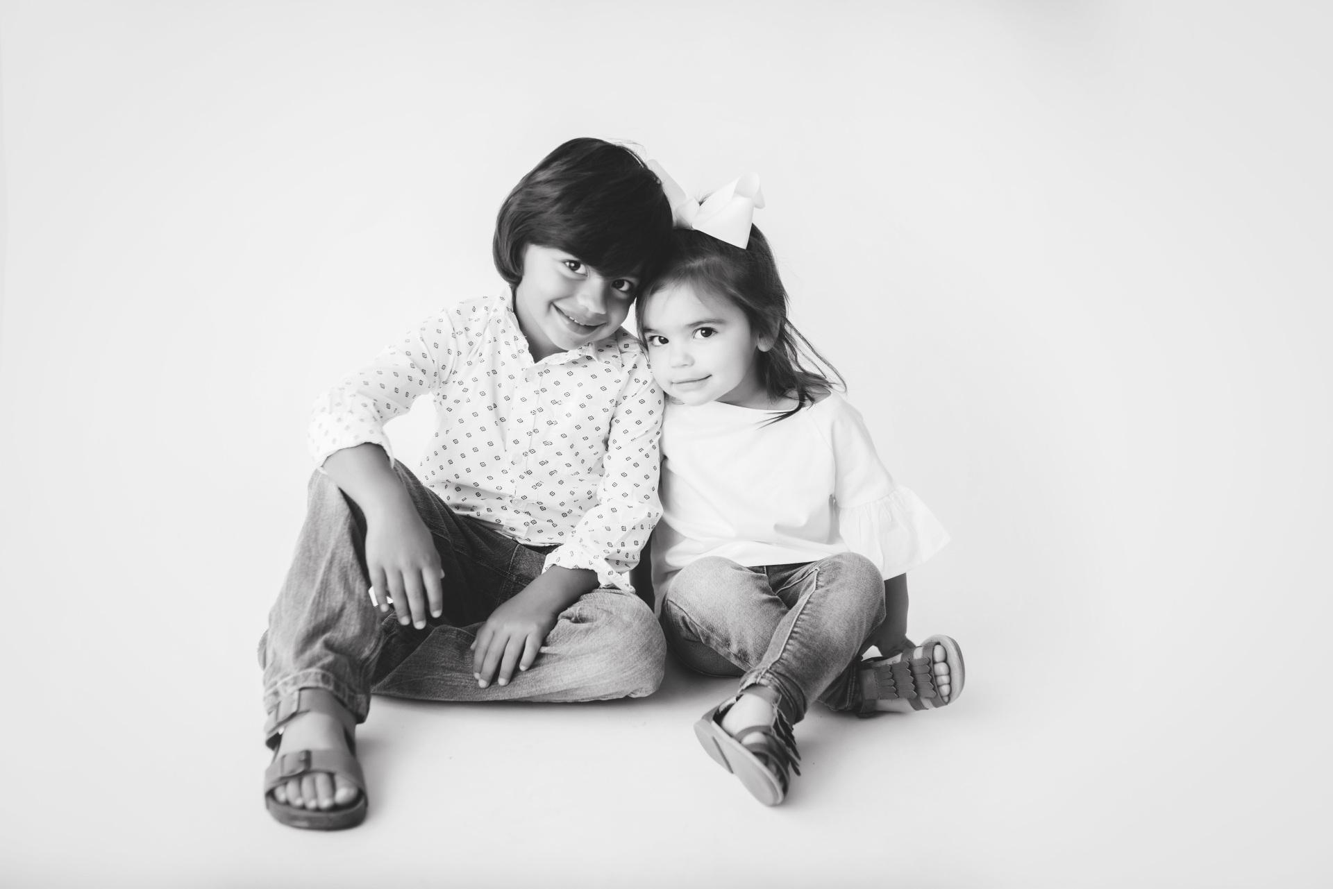 Black & White Minis {Baton Rouge Family Photographer}