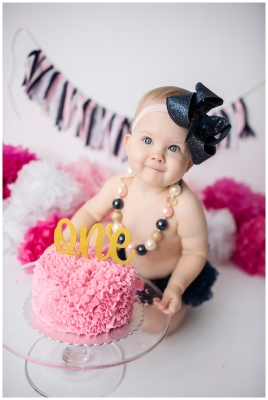 Mary Michael 1year {Baton Rouge Milestone Photographer}