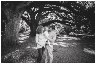 Pray Family {Baton Rouge Family Photographer}