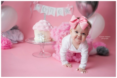 Brynlee {Baton Rouge Smash Cake Photographer}